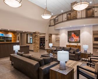 Best Western Plus Lawrenceburg - Lawrenceburg - Lounge