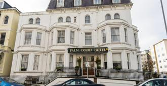 OYO The Palm Court Hotel - Eastbourne - Restaurant