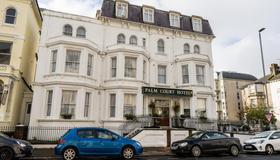 OYO The Palm Court Hotel - Eastbourne - Edificio