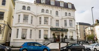 OYO The Palm Court Hotel - Eastbourne - Edifício