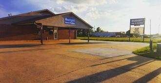 Budget Inn Siloam Springs - Siloam Springs - Edificio
