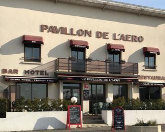 Hôtel Le Pavillon de l'Aéro - Сен-Сір-л'Еколь - Building