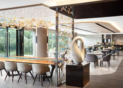 โรงแรมมาริออท ชางไฮ ฮ่องเซียว - เซี่ยงไฮ้ - บาร์