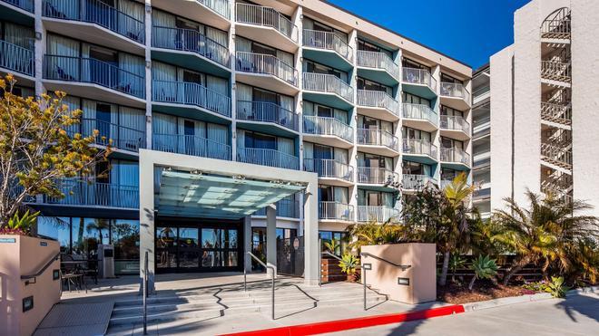 Best Western Yacht Harbor Hotel - Σαν Ντιέγκο - Κτίριο