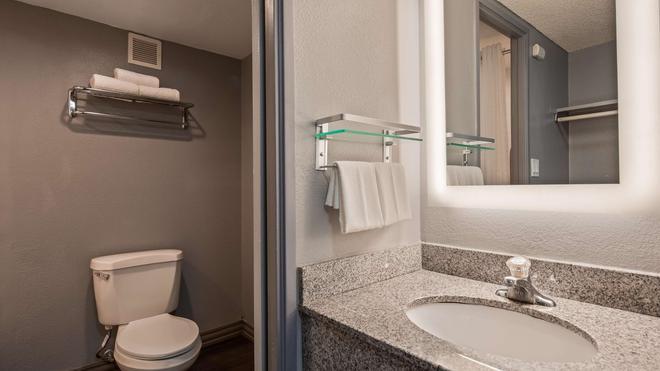 Best Western Yacht Harbor Hotel - Σαν Ντιέγκο - Μπάνιο