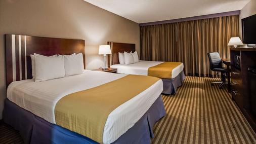 Best Western Yacht Harbor Hotel - San Diego - Schlafzimmer