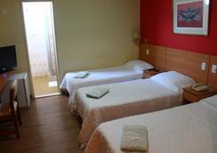 Hotel Vina Del Mar - Rio de Janeiro - Bedroom