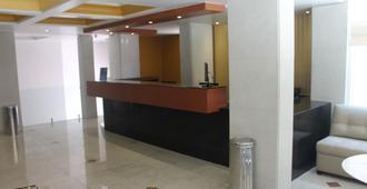 Hotel Vina Del Mar - Rio de Janeiro - Front desk