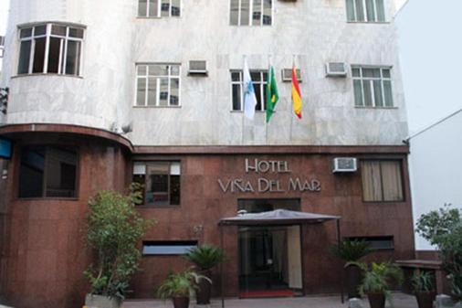 Hotel Vina Del Mar - Rio de Janeiro - Building