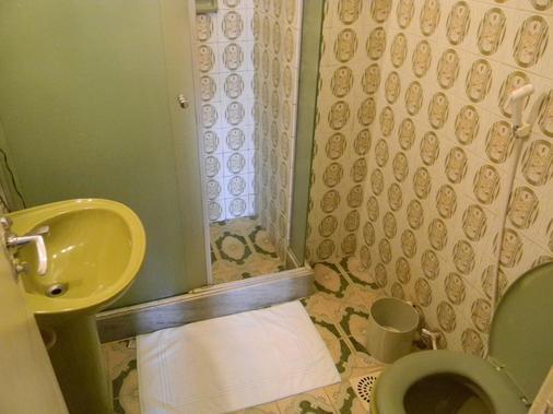 Hotel Vina Del Mar - Rio de Janeiro - Bathroom