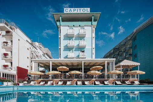Hotel Capitol - Jesolo - Gebäude