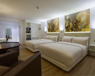 Taste Hotel Heidenheim - Heidenheim - Ložnice
