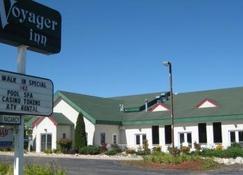 Voyager Inn - Saint Ignace - Budynek