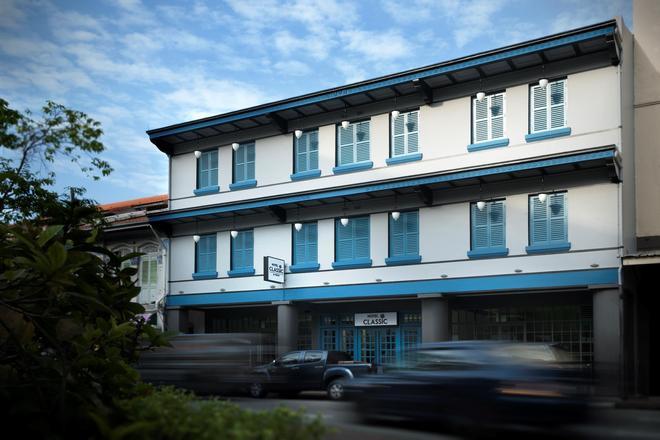 新加坡81酒店- 經典 - 新加坡 - 建築