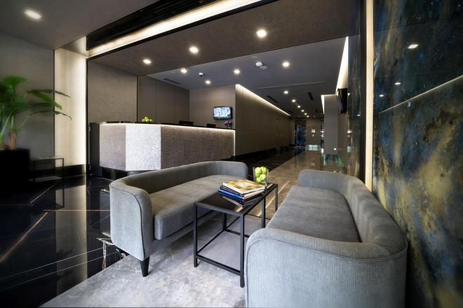 新加坡81酒店- 經典 - 新加坡 - 大廳