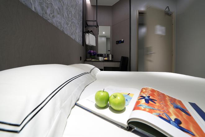 新加坡81酒店- 經典 - 新加坡 - 臥室