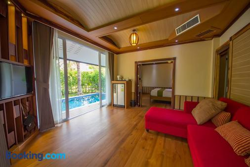 Taman Spa Resort - Phitsanulok - Living room