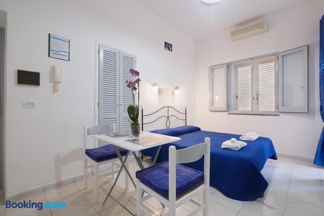 Lo Nardo Accommodation - Lipari - Building