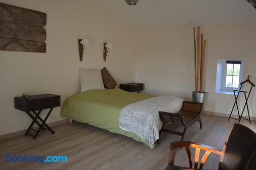 Aux 4 Cornes - Fontenay-le-Comte - Bedroom