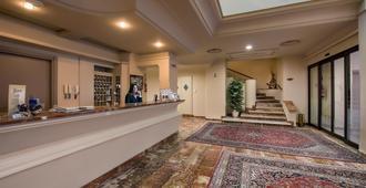 Best Western Hotel Stella D'Italia - Marsala - Recepción