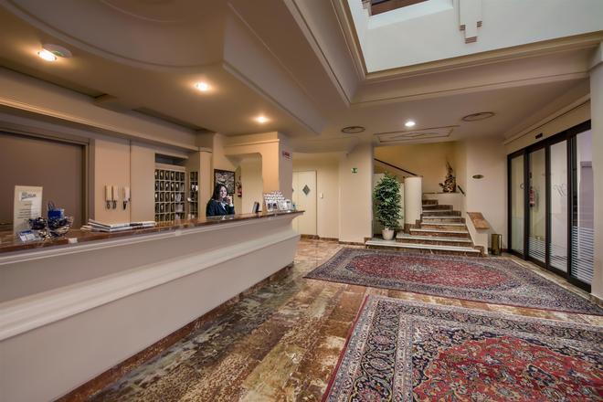 Best Western Hotel Stella D'Italia - Marsala - Front desk