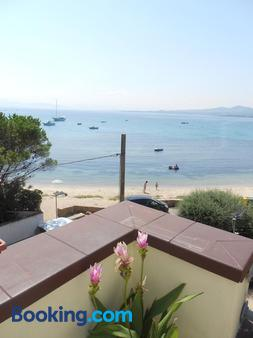 Hotel Tabby - Golfo Aranci - Balcony