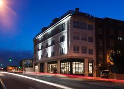 rener Hotel Los Campones - Gijón - Edificio