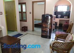 Green house - Tiruvannamalai - Wohnzimmer