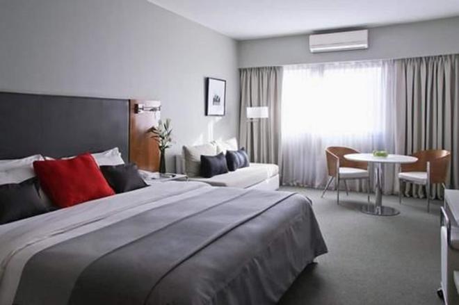 蒙塞拉特公寓酒店 - 布宜諾斯艾利斯 - 布宜諾斯艾利斯 - 臥室