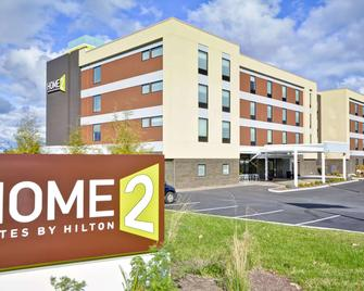 Home2 Suites by Hilton Oswego - Oswego - Building