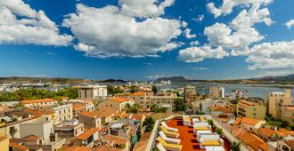 Hotel Panorama - Olbia - Vista externa