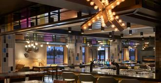 Delta Hotels by Marriott Toronto Airport & Conference Centre - טורונטו - מסעדה