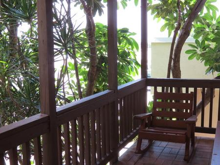 Ed & Ellens Lodging Key largo - Key Largo - Balcony
