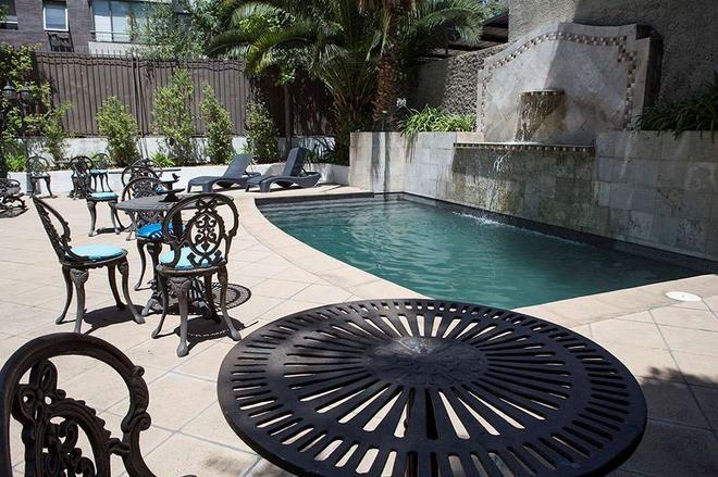 Hotel Bonaparte Boutique - Santiago - Pool