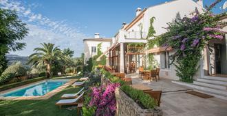 Hotel La Fuente De La Higuera - Ronda - Pool