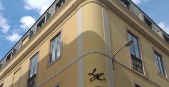 Lazza Hotel - Figueira da Foz - Edificio