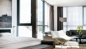 Augarten Art Hotel - Graz - Bedroom