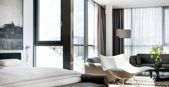 Augarten Art Hotel - Graz - Soverom