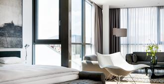 Augarten Art Hotel - גראץ - חדר שינה