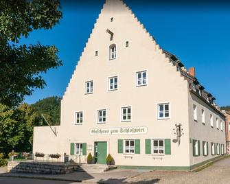 Gasthaus Zum Schloßwirt - Dietfurt - Будівля