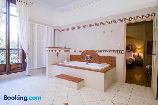 Villa Morelia - Jausiers - Bathroom