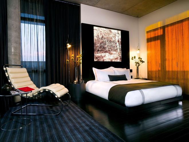 Sixty Les - New York - Bedroom