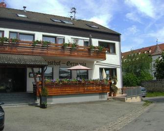 Gasthof's Gräbele - Tübingen - Building