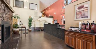 Days Hotel by Wyndham Flagstaff - Flagstaff - Recepción