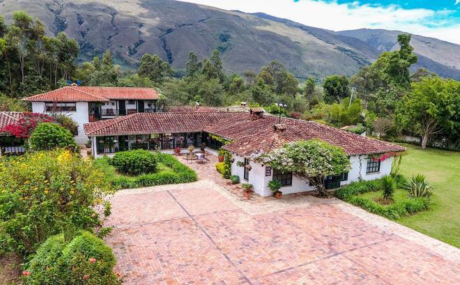 Casona San Nicolás - Villa de Leyva - Κτίριο