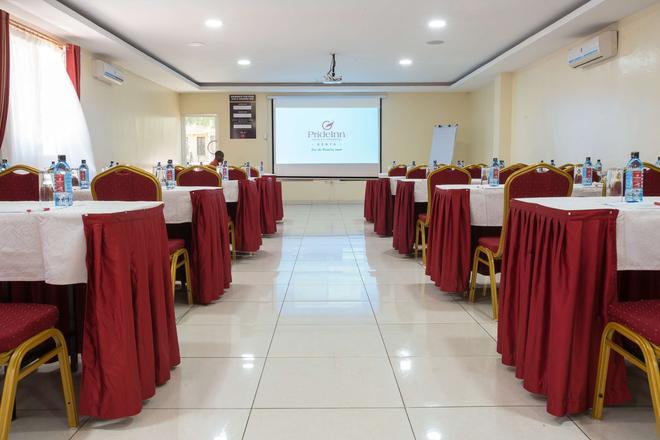 Prideinn Hotel Raphta - Найроби - Банкетный зал