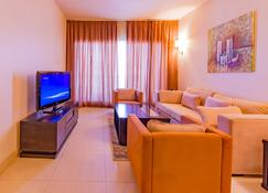 Imperial Suites - Doha - Living room