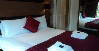 Edinburgh Regency Guest House - Edinburgh - Bedroom