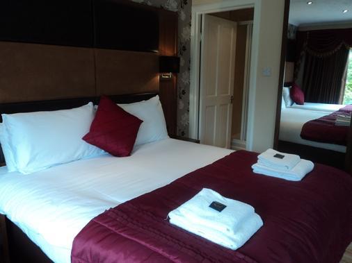 Edinburgh Regency Guest House - Edinburgh - Bedroom