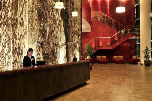Hotel Dreams Araucania - Temuco - Front desk